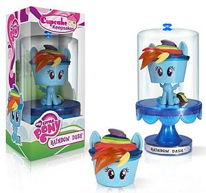 My Little Pony Cupcake Keepsakes Figure Rainbow Dash