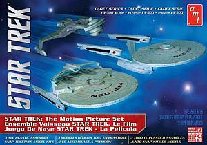 Star Trek: The Motion Picture Set (3 in 1) (AMT762)