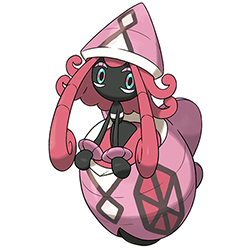 Pokemon Trading Card Game: Tapu Lele Pin Collection