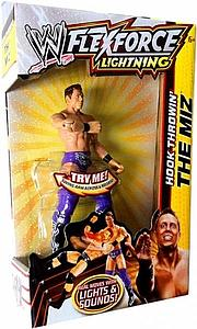 Mattel WWE Flexforce Back Flippin': The Miz
