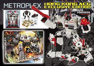 Transformers Generations Titan Class: Metroplex (ACGHK Exclusive)