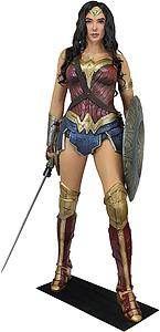 Life-Size Foam Wonder Woman