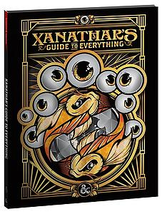 Dungeons & Dragons: Xanathar's Guide to Everything Limited Edition