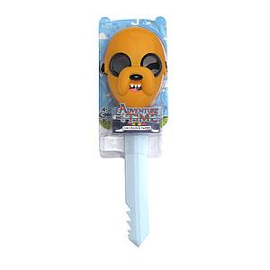 Jazwares Adventure Time Play Set: Jake Mask w/ Sword
