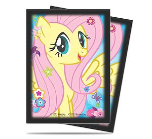 My Little Pony Sleeves 65-pack Standard Size: Fluttershy