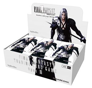 Final Fantasy Trading Card Game: Opus III Booster Box
