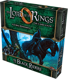 The Lord of the Rings: The Card Game - The Black Riders: A Saga Expansion