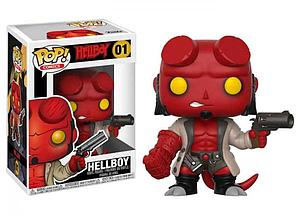 Pop! Comics Hellboy Vinyl Figure Hellboy #01