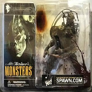 Monsters Series 1 Frankenstein (Bloody Package Variant)