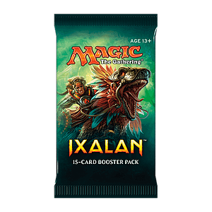 Magic the Gathering: Ixalan Booster Pack