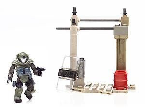 Call of Duty Collector Construction Sets Juggernaut