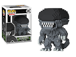 Pop! 8-Bit Horror Alien Vinyl Figure Xenomorph #24