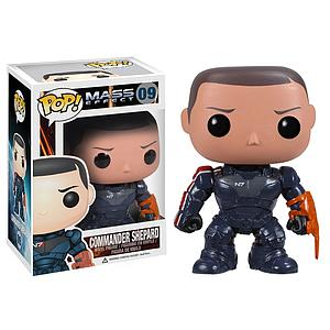 Pop! Games Mass Effect Commander Shepard #09 (Retired)