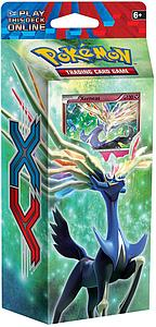 Pokemon Trading Card Game: XY Theme Deck Xerneas: Resilient Life