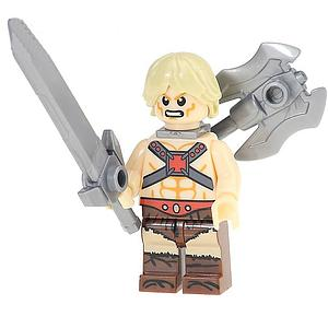Television Masters of the Universe Minifigure: He-Man (TV-27)