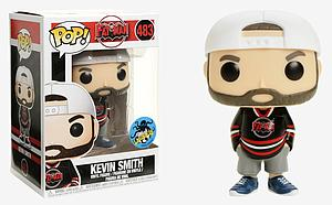 Pop! Television Fatman Vinyl Figure Kevin Smith #483 L.A. Comic Con Exclusive