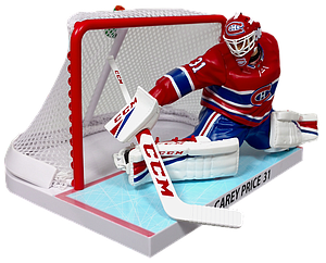 NHL Carey Price (Montreal Canadiens) 2017-2018