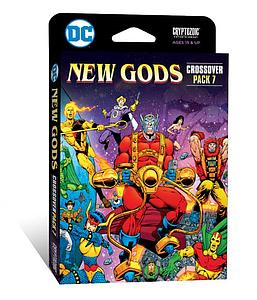DC Comics Deck-Building Game: Crossover Pack 7 - New Gods