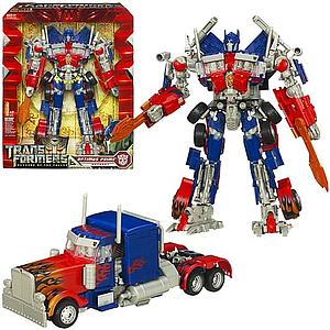 Transformers Revenge of the Fallen Series Leader Class: Optimus Prime