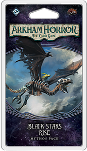 Arkham Horror: The Card Game – Black Stars Rise Mythos Pack