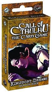 Call of Cthulhu: The Card Game - Kingsport Dreams Expansion Pack