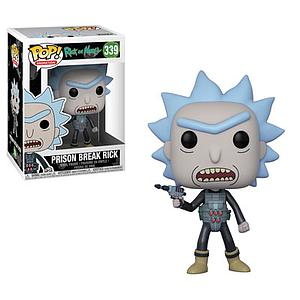 Pop! Animation Rick & Morty Vinyl Figure Prison Escape Rick #339