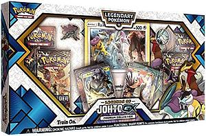 Pokemon Trading Card Game: Legends of Johto GX Premium Collection Box
