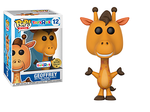 Pop! Ad Icons Toys R Us Vinyl Figure Geoffrey #12 Toys R Us Exclusive