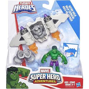 Playskool Heroes Marvel Super Hero Adventures Astro Hulk