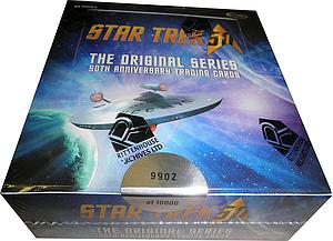 2016 Star Trek The Original Series 50th Anniversary Trading Cards