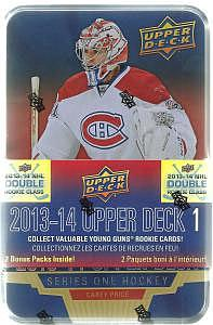 2013-14 NHL Upper Deck Series 1 Tin