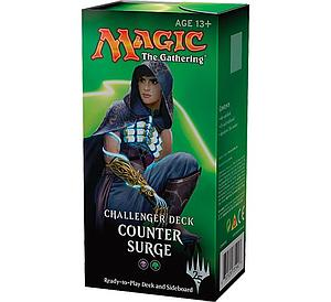 Magic the Gathering: 2018 Challenger Deck - Counter Surge