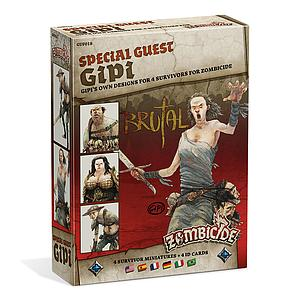 Zombicide: Special Guest Box: Gipi
