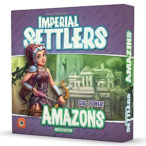 Imperial Settlers: Amazons Expansion
