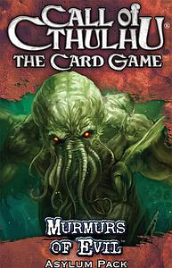 Call of Cthulhu: The Card Game - Murmurs of Evil