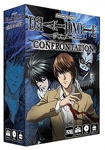 Death Note - Confrontation
