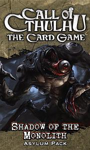 Call of Cthulhu: The Card Game - Shadow Of The Monolith