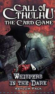 Call of Cthulhu: The Card Game - Whispers in the Dark Asylum Pack
