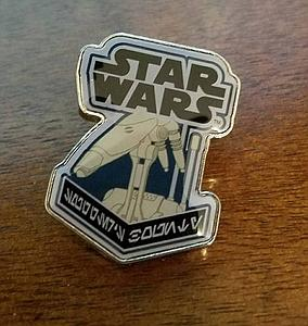 Pop! Pins Star Wars Battle Droid Pin Smuggler's Bounty Exclusive