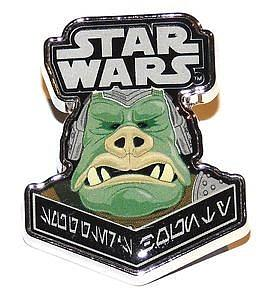 Pop! Pins Star Wars Gamorrean Guard Pin Smuggler's Bounty Exclusive
