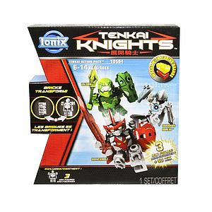 Ionix Tenkai Knights Set: 3-Pack (Valorn/Bravenwolf/Guardian)