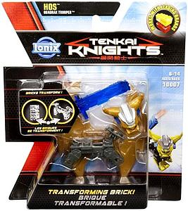 Ionix Tenkai Knights Set: HOS Quadrax Trooper (10007)