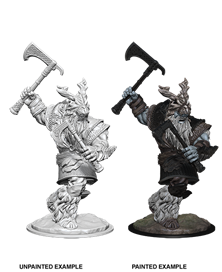 Dungeons & Dragons Nolzur's Marvelous Unpainted Miniatures: Frost Giant Male