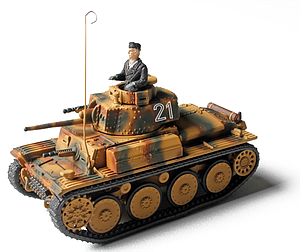German Panzer 38(t) (85107)