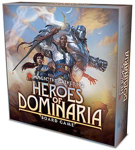 Magic The Gathering – Heroes of Dominaria