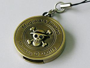 One Piece Charm 2GB USB Memory: Monkey D. Luffy