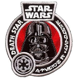 Pop! Patches Star Wars Darth Vader Patch Smuggler's Bounty Exclusive