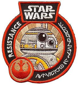 Pop! Patches Star Wars BB-8 Patch Smuggler's Bounty Exclusive