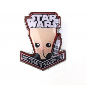 Pop! Pins Star Wars Nalan Cheel Pin Smuggler's Bounty Exclusive
