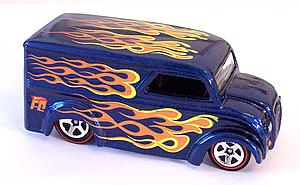 Hot Wheels Flying Customs Cars Die-Cast: Dairy Delivery